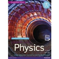 Pearson Baccalaureate Physics Standard Level 2nd edition print and ebook bundle for the IB Diploma