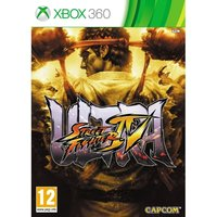 Ultra Street Fighter IV 4 Xbox 360 Game