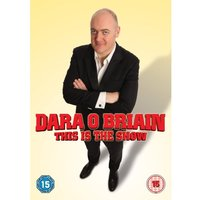 Dara O Briain This Is the Show Live DVD