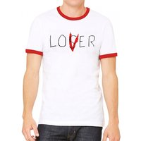 IT - Loser Men's XX-Large T-Shirt - White
