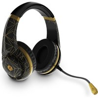STEALTH Classic Gold Abstract Edition Stereo Multi-Format Gaming Headset