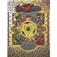Ars Magica 5th Edition Hardcover