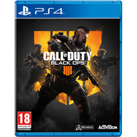 Call Of Duty Black Ops 4 Game PS4