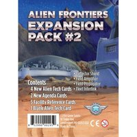 Alien Frontiers Expansion Pack #2 Board Game