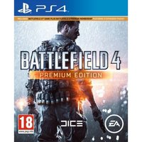 Battlefield 4 Premium Edition PS4 Game