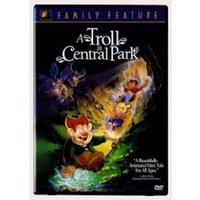 Troll In Central Park DVD