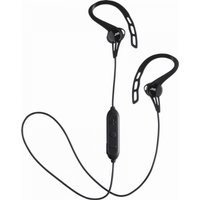 JVC HAEC20BTBE Sports Wireless Bluetooth In Ear Headphones with Ear Clip Black
