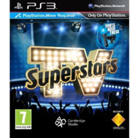 Playstation Move TV Superstars Game