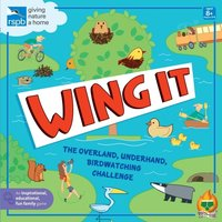 Wing It Board Game