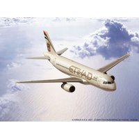 Airbus A320 Etihad Aeroplane Revell 1:144 Scale Model Kit