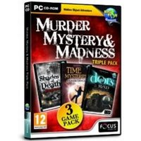 Murder Mystery and Madness Triple Pack Game