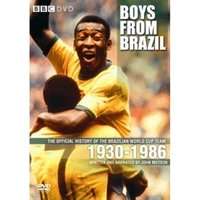 Boys From Brazil: The Official History of the Brazilian World Cup Team 1930-1986 DVD