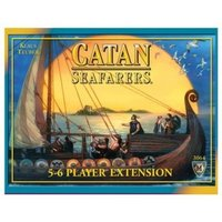 Ex-Display Catan Seafarers 5-6 Player Extension