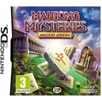 Mahjong Mysteries Legends Of Athena Game