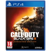 Call Of Duty Black Ops 3 III Hardened Edition PS4 Game