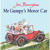 Mr Gumpy's Motor Car by John Burningham (Paperback, 2002)