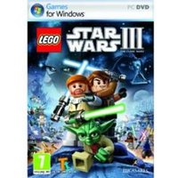 LEGO Star Wars III 3 The Clone Wars