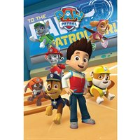 Paw Patrol Characters Maxi Poster