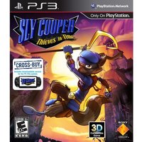 Sly Cooper Thieves in Time Game