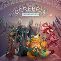 Cerebria The Inside World Board Game