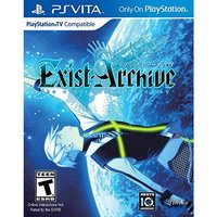 Exist Archive The Other Side Of The Sky PS Vita Game
