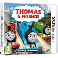 Thomas & Friends Steaming Around Sodor 3DS Game