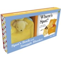 Spot's Book and Snuggle Blanket