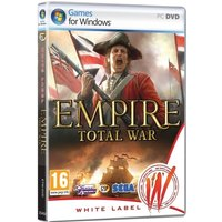 Ex-Display Total War Empire Game (White Label)