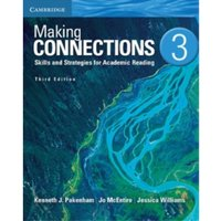 Making Connections Level 3 Student's Book: Skills and Strategies for Academic Reading: 3 by Jessica Williams, Kenneth J....