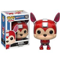 Rush (Mega Man) Funko Pop! Vinyl Figure