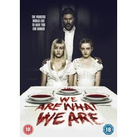 We Are What We Are DVD