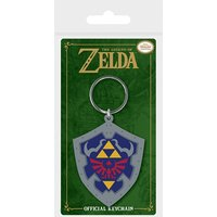 The Legend Of Zelda - Hylian Shield Keychain