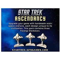Star Trek Ascendancy - Ferengi Starbases