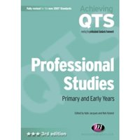 Professional Studies: Primary and Early Years