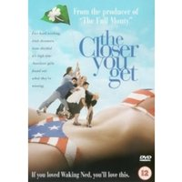 The Closer You Get DVD