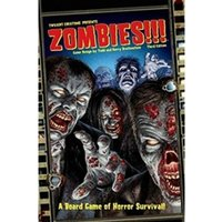 Zombies!!! MAIN GAME 3rd Edition Board Game