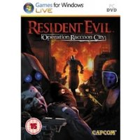 Resident Evil Operation Raccoon City Game