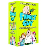 Family Guy Series 1 To 5 Complete DVD