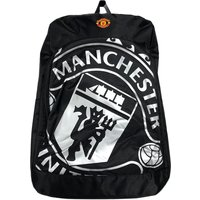 Manchester United FC Backpack Black