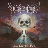 Spellcaster - Night Hides The World Vinyl