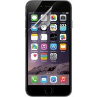 *** iPhone 6 Transparent Overlay - 3PACK