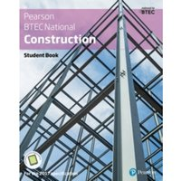 BTEC Nationals Construction Student Book + Activebook : For the 2017 specifications