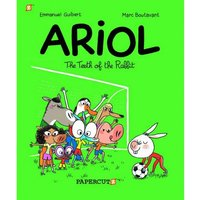 Ariol #9: The Teeth of the Rabbit