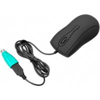 OPTICAL MOUSE WITH PS/2 ADAPTER