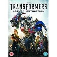 Transformers Age of Extinction DVD