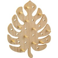 'Sass & Belle Cheese Plant Leaf Peg Board