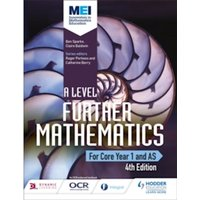 MEI A Level Further Mathematics Core Year 1 (AS) by Claire Baldwin, Ben Sparks (Paperback, 2017)