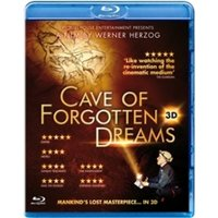 Cave Of Forgotten Dreams Blu-ray