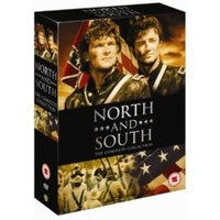 North and South Complete DVD