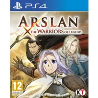 Arslan The Warriors Of Legend PS4 Game